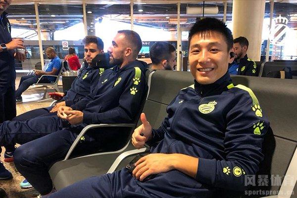 武磊去西甲是对自己的一个挑战,也是为中国足球的一份奉献