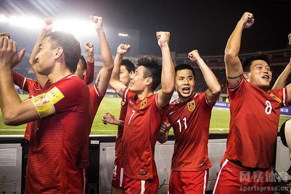 中国足球目前的目标就是亚洲杯冠军