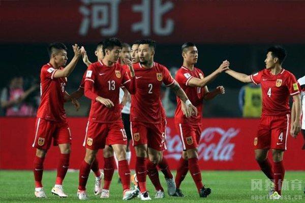 中国足球打进2002年韩日世界杯