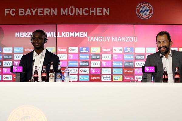 拜仁引进法国新星夸西 夸西签约拜仁4年合同
