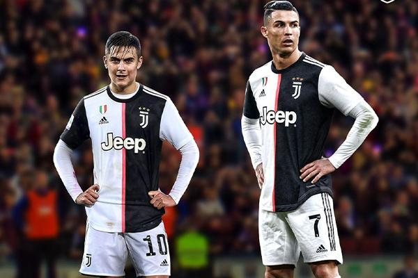 C罗和迪巴拉也是非常给力的任意球大师,C罗更是在2018世界杯小组赛第一轮凭借自己的任意球绝平西班牙