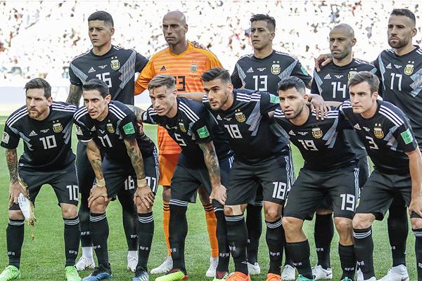 阿根廷队球星