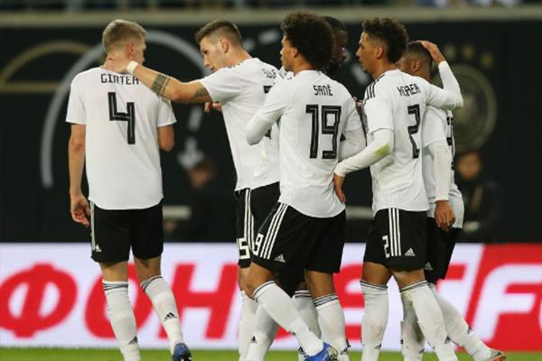 德国队阵容