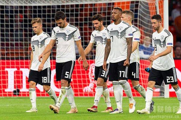 而德国队在这次大失败之后也会变得更加强大