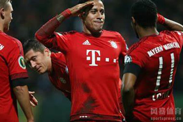 拜仁拥有着强大的实力,但勒沃库森也是德甲强队
