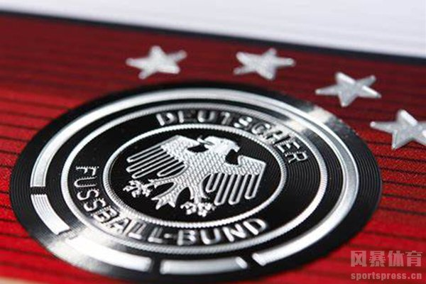 德国队队标寓意象征勇气和力量