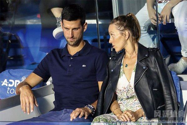 德约科维奇新冠检测转阴 因举办网球比赛感染