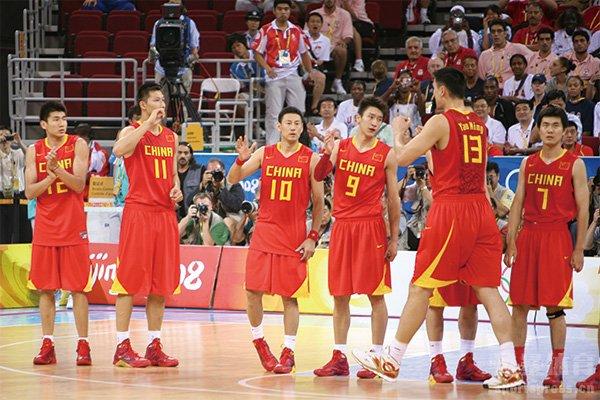 北京奥运会中国男篮名单 姚明领衔史上最强阵容