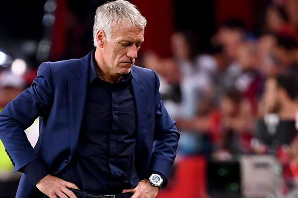 法国队主教练是谁?法国队主教练年薪多少?