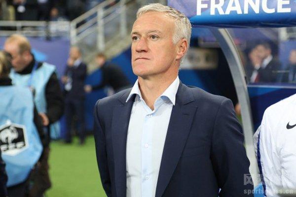 德尚是法国队实力非常强大的主教练