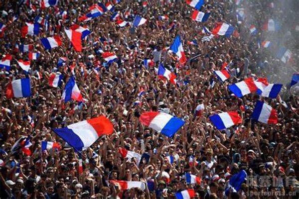 这也让法国队在2018世界杯获得冠军