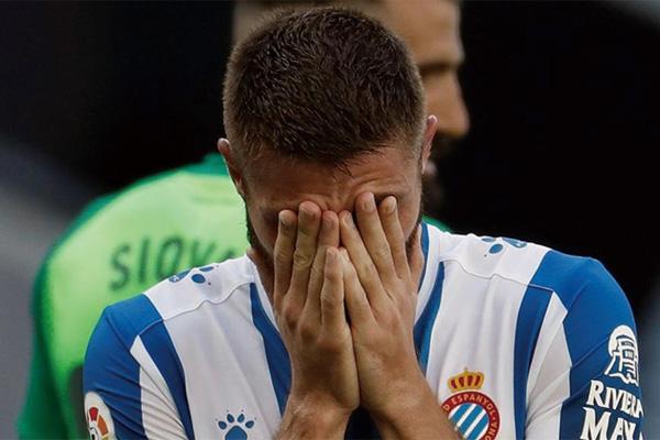 西班牙人不敌莱加内斯 提前锁定本赛季降级名额