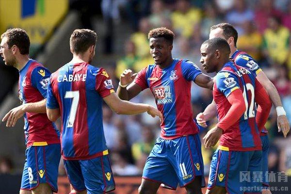 而水晶宫与利物浦的交锋中获得3胜