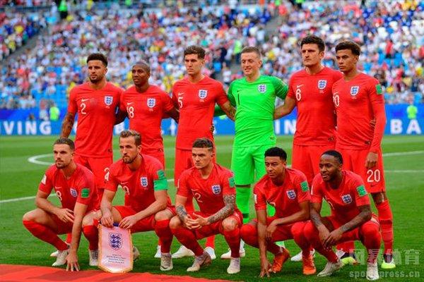 目前的英格兰阵容十分豪华堪比法国队阵容