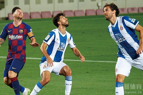 西班牙人不敌巴萨提前三轮降级 西班牙人官方向球迷道歉