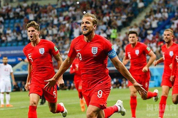 英格兰阵容十分强大