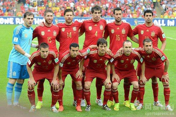 目前的西班牙阵容风格防守强,控球能力强
