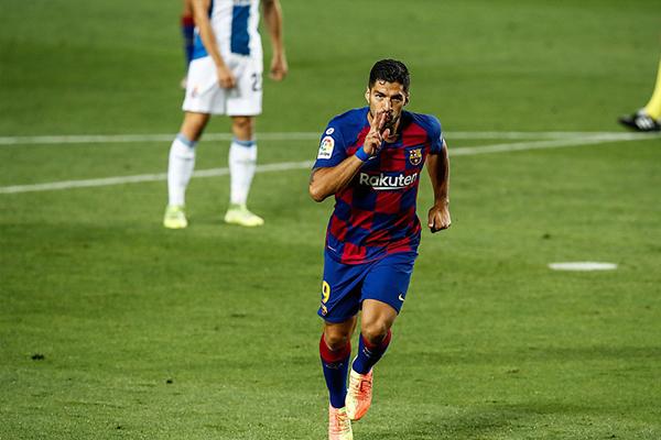 巴萨主场1比0击败西班牙人 巴萨送西班牙人提前三轮降级