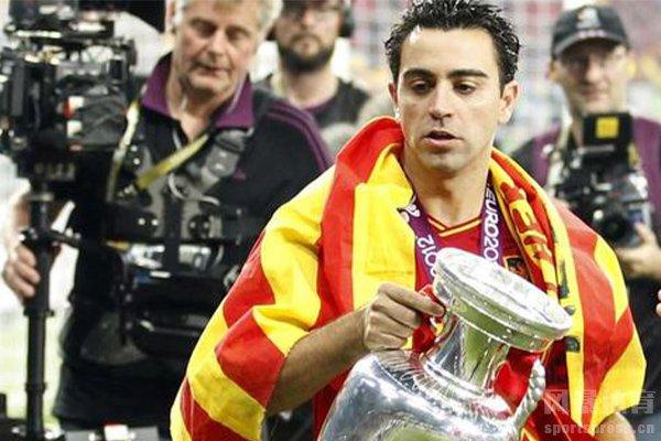 西班牙中场都有谁?西班牙历史最强的中场都有谁?
