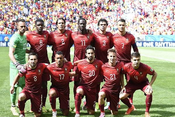 葡萄牙阵容