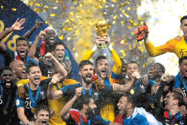 法国队世界杯名单都有谁?法国队世界杯夺冠率怎么样?