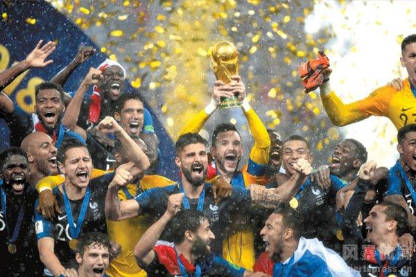 法国队2018世界杯更是获得了冠军