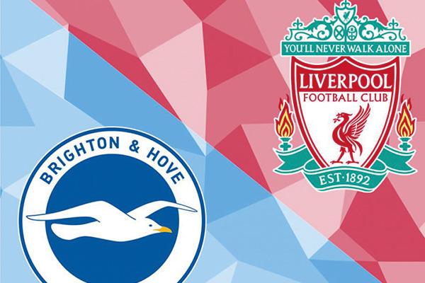 英超前瞻推荐布莱顿VS利物浦盘口预测分析