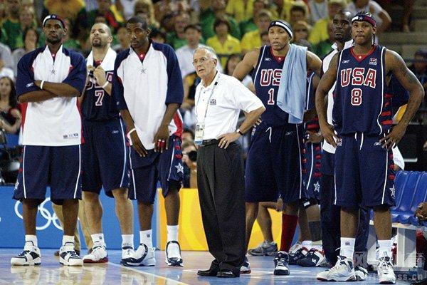 雅典奥运会男篮冠军是谁?为什么不是美国男篮?