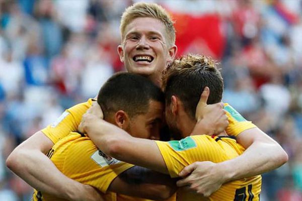 比利时英格兰谁更厉害?历史交锋如何?