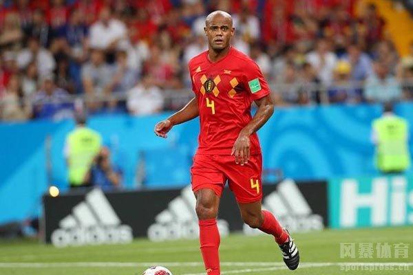 比利时队目前排名世界第一