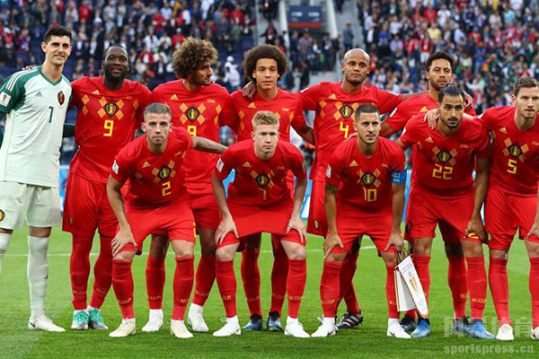 2018世界杯比利时国家队阵容
