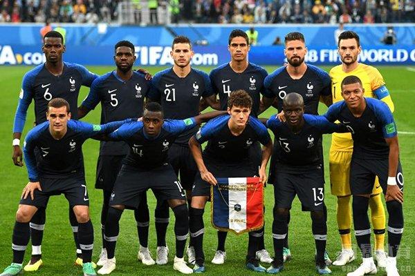 2018世界杯法国国家队阵容