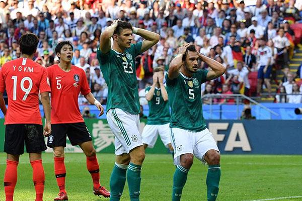 德国队出局是怎么回事?德国队出局有什么影响?