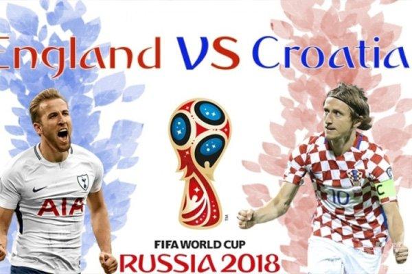 但在2018世界杯英格兰队还是被克罗地亚击败了