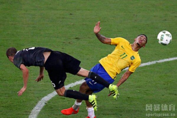 虽然巴西也报了仇,但是仇恨远远没有消失