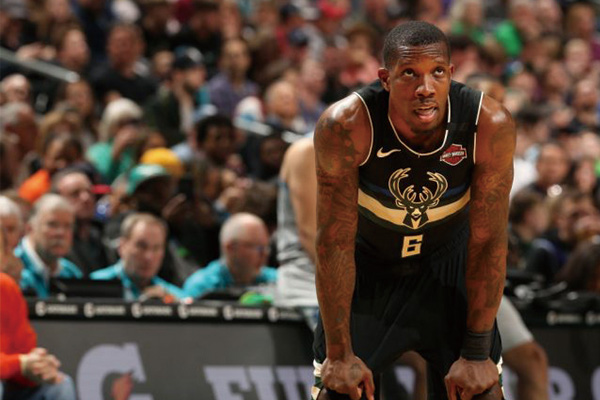 布莱德索新冠检测呈阳性!又一NBA球星中招!