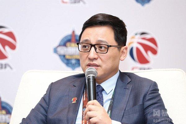 CBA公司CEO王大为辞职 姚明主持CBA工作
