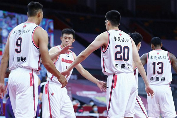 广东队是夺冠热门