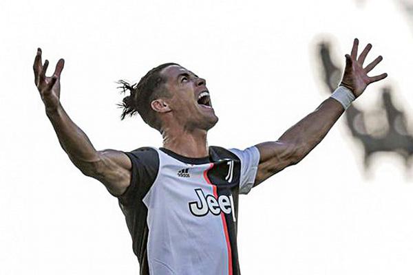 C罗又创纪录!成历史首位意甲、西甲、英超进球超50+球员