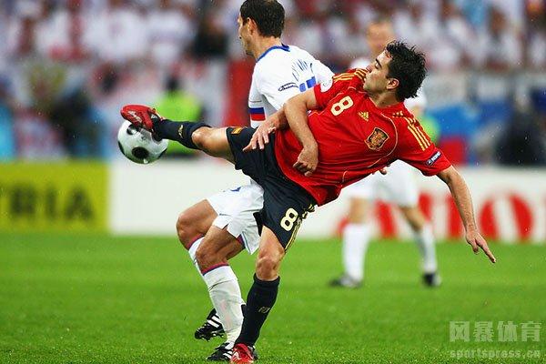 不得不说西班牙获得冠军也是西甲联赛巅峰的开启