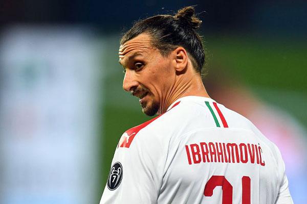 在意甲联赛第35轮之中,伊布2比1击败萨索洛