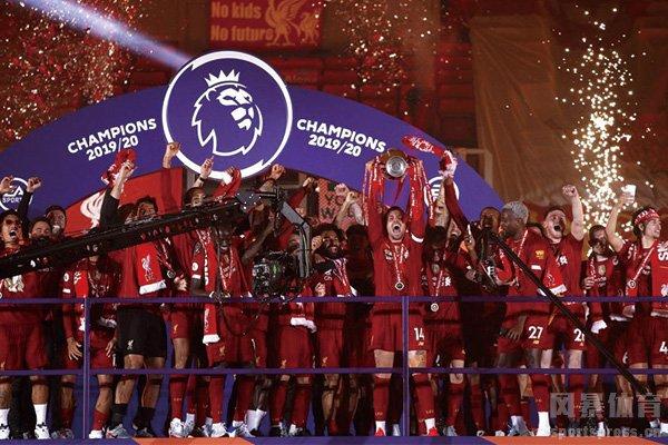 利物浦捧杯时刻