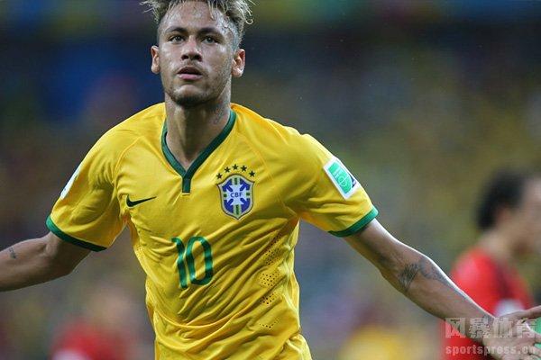 内马尔在2022世界杯将实力更加强大