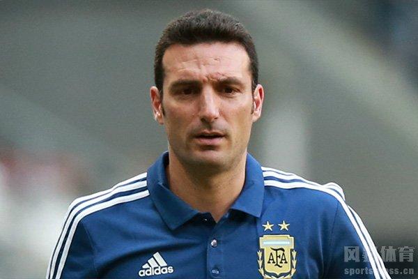 阿根廷目前的教练是斯卡洛尼