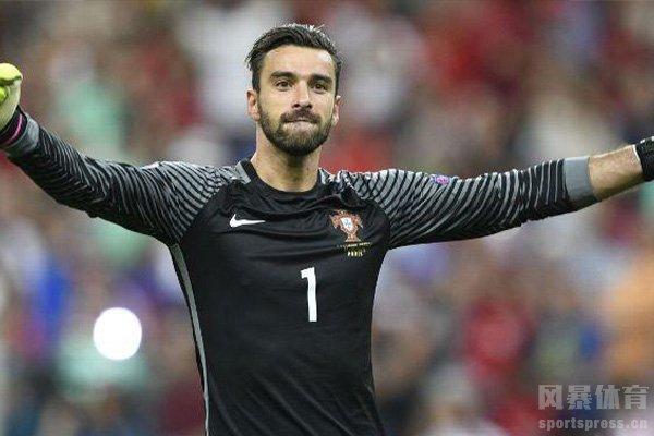 葡萄牙队门将是帕特里西奥