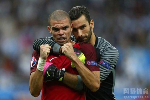帕特里西奥也是葡萄牙历史最佳门将