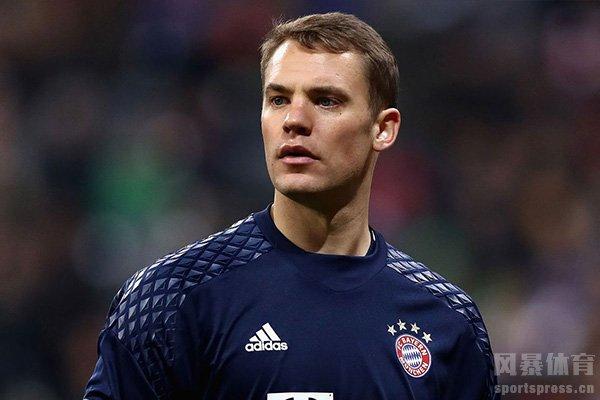 诺伊尔是德国国家队队长