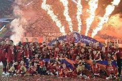 利物浦5比3击败切尔西 利物浦主场庆祝夺冠