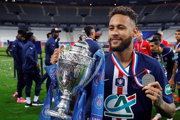 不得不说这也是巴黎圣日耳曼的第12个法国杯冠军