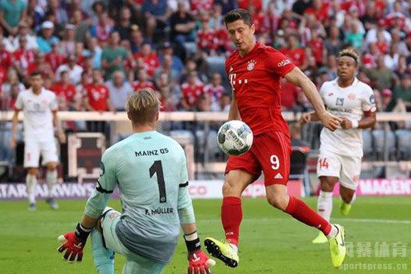 拜仁更获得德甲八连冠